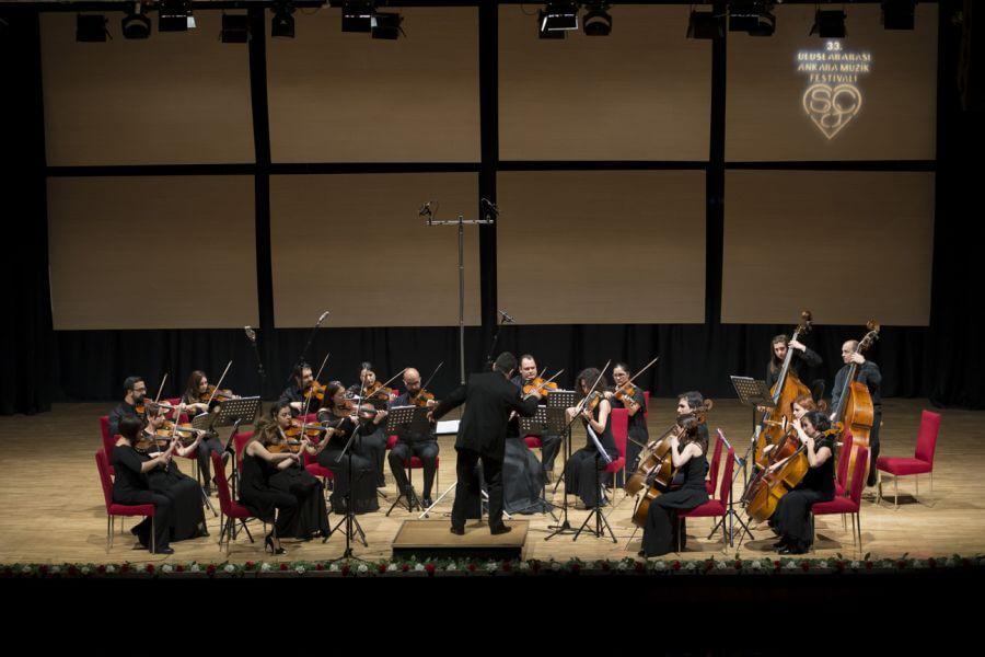 H.Ü Senfoni Orkestrası